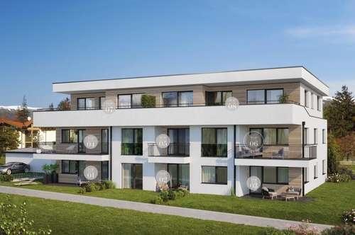 exklusive 4-Zimmer-Terrassenwohnung provisionsfrei - Neubauwohnanlage Terfens