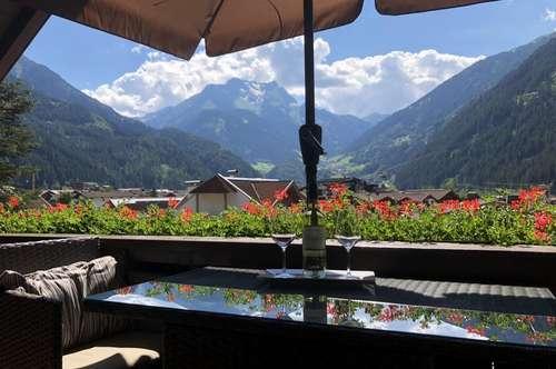 Liebevoll renovierte Maisonettewohnung im Zentrum von Mayrhofen