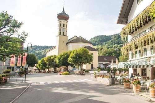 Luxus Chalet Ritzenspitzen, 1. OG - Sauna, Dampfbad, Kamin - Schruns, Montafon