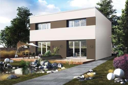 GRÜNES LEBEN im modernen Doppelhaus!
