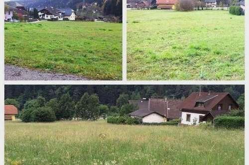 Bezirk/Spittal an der Drau - Schönes Grundstück ohne Bauzwang