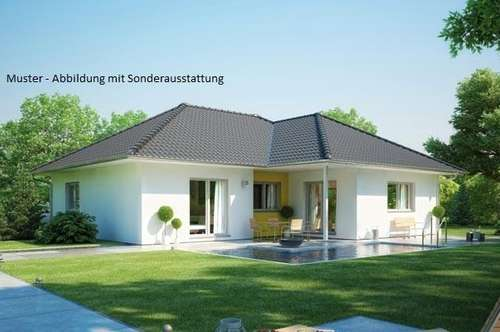 Randlage/Wieselburg - Schöner ELK-Bungalow und Grundstück