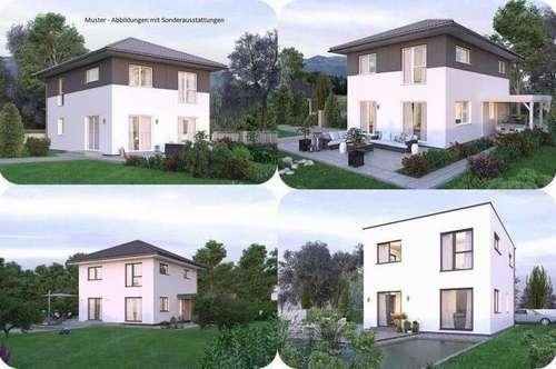 Grieskirchen-Elkhaus und Grundstück (Wohnfläche - 117m² - 129m² & 143m² möglich)