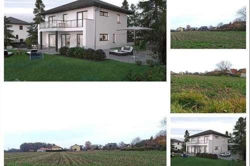 Wels/Randlage - Schönes-Elkhaus und Grundstück (8 Parzellen verfügbar)