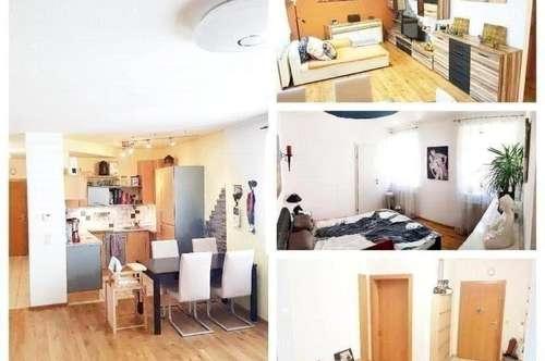 Randlage Krems  - Schöne Wohnung mit Gemeinschaftsgarten