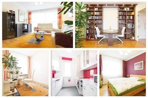 Baden - Schöne Wohnung mit PKW-Abstellplatz nahe Wien