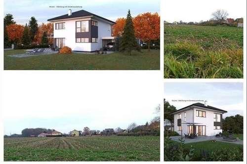 Wels/Randlage - Traumhaftes ELK-Haus und Grundstück (8 Parzellen verfügbar)