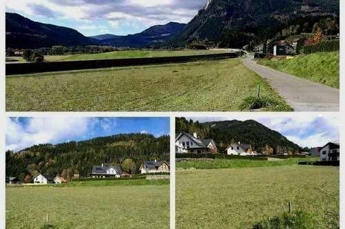 Schönes Grundstück in Lind bei Scheifling