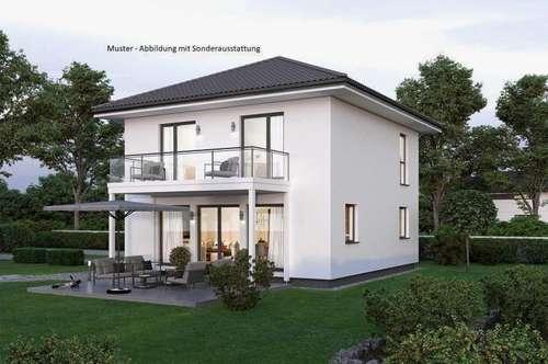 Schlüßlberg/Grieskirchen- Schönes-Elkhaus und Grundstück - Hanglage (3 Parzellen verfügbar)