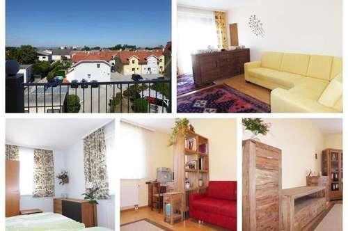 Himberg bei Wien - Schöne Wohnung mit Balkon und Garagenplatz