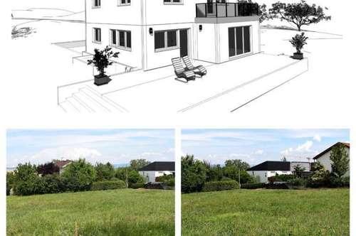 Ansfelden - Schönes Elkhaus und schönes Grundstück (2 Parzellen verfügbar)