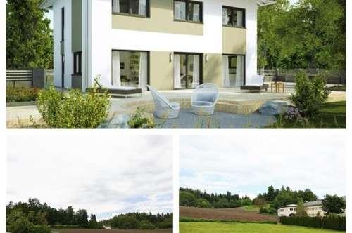Nahe Klagenfurt am Wörthersee - Schönes Elkhaus und Grundstück