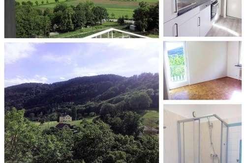 Graz - Wohnung mit schönem Ausblick