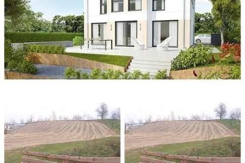 Ansfelden/Haid - Schönes Elkhaus und Grundstück - (3 Parzellen)
