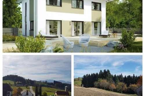 Oberschlierbach/Nahe Kirchdorf an der Krems - Schönes Elkhaus und Grundstück (9 Parzellen verfügbar)