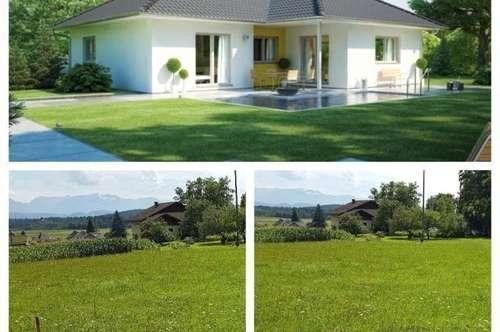 Nahe Klagenfurt&Völkermartk - Schöner Elk-Bungalow und Grundstück