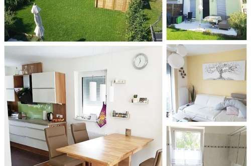 Deutsch-Wagram/Nahe Wien - Schöne Doppelhaushälfte mit Keller, Parkplätze und Gartenhäuschen
