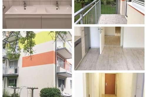 Graz - Schöne Wohnung mit 2 Balkone in zentraler Lage