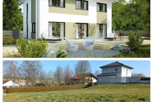 Riedau - Schönes-Elkhaus und Grundstück