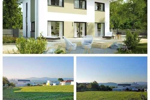 Emmersdorf/Nahe Melk - Schönes Elkhaus und Grundstück (3 Parzellen)