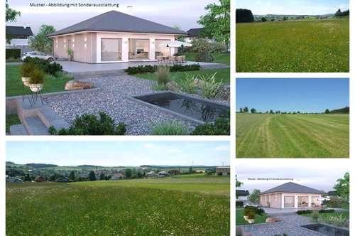 Schenkenfelden - Schöner ELK-Bungalow und Grundstück (Noch 4 Parzellen verfügbar)