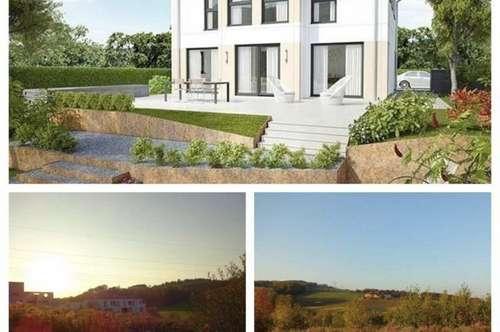 Steyregg/Nahe Linz - Schönes Elkhaus und Grundstück