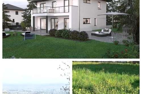 Feldkirchen nahe Urfahr - Schönes Elkhaus und Grundstück