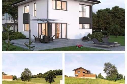 Randlage/Wolfsegg - Schönes-Elkhaus und Grundstück