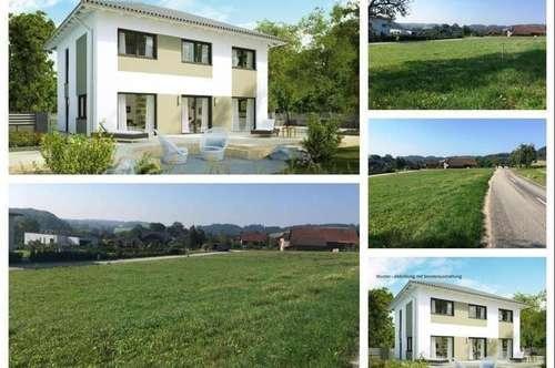 Randlage/Taiskirchen - Schönes-Elkhaus und Grundstück (2 Parzellen verfügbar)