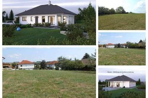 Wippenham/Nahe Ried im Innkreis - Schöner ELK-Bungalow und Grundstück