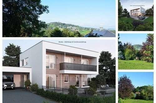 Linz/Leonding - Traumhaftes ELK-Haus und Grundstück