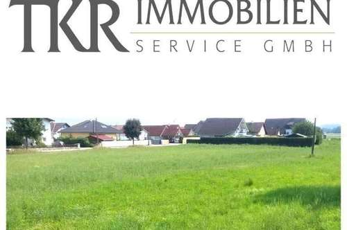 Randlage/Weißkirchen - Traumhafter Baugrund in Südlage