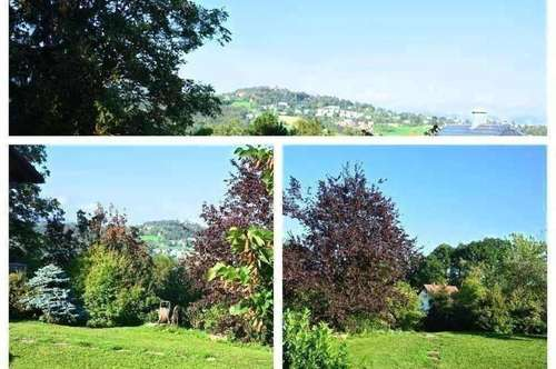 Linz/Leonding - Schönes Grundstück mit Pöstlingberblick