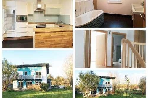 Randlage/Raab - Schönes Haus mit Balkon, Terrasse und Carport