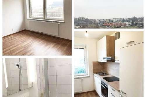 Linz - Schöne Wohnung mit Aussicht