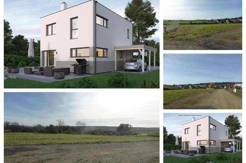 Maissau - Schönes ELK-Haus und Grundstück