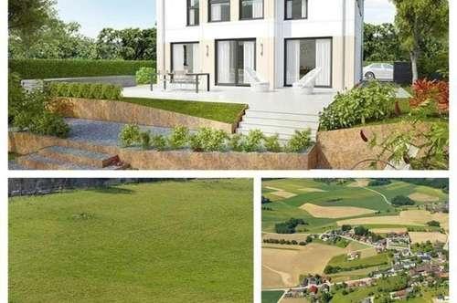 Aichkirchen/Nahe Wels - Schönes Elkhaus und Grundstück (noch 7 Parzellen)