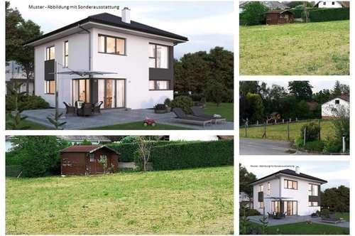 Randlage/Bad Hall - Schönes-Elkhaus und Grundstück