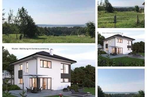 Nahe Schärding/Südwestlage/Aussicht - Schönes Elkhaus und Grundstück