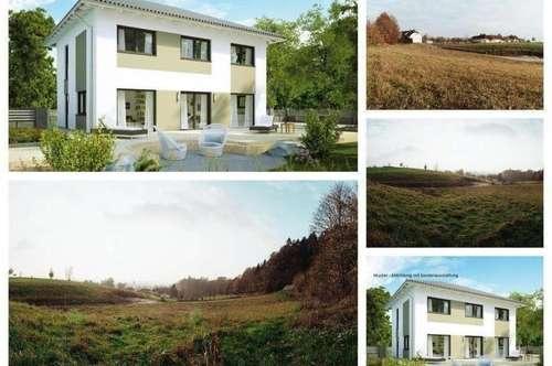 Perg - Schönes-Elkhaus und Grundstück (Noch 2 Parzellen verfügbar)