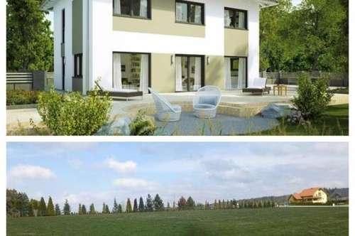 Münzkirchen - Schönes Elkhaus und Grundstück (Noch 3 Parzellen verfügbar)