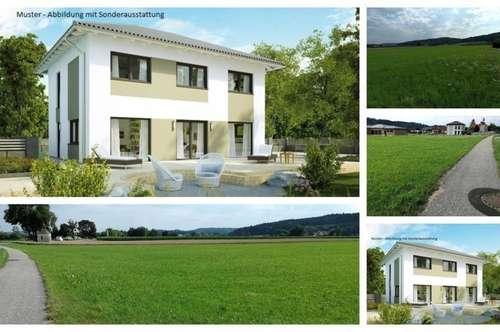 Pfaffstätt/Nahe Mattsee- Schönes-Elkhaus und Grundstück (2 Parzelle verfügbar)