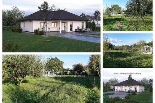 St.Marienkirchen - Schöner ELK-Bungalow und Grundstück