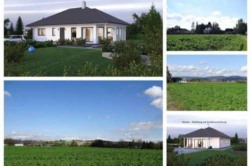 Mank - Schöner ELK-Bungalow und Grundstück (Noch 6 Parzellen verfügbar)