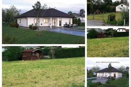 Randlage/Bad Hall - Schöner ELK-Bungalow und Grundstück