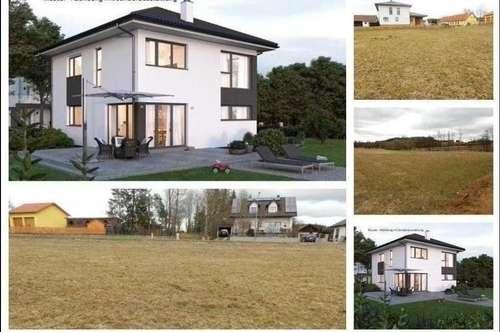 Nahe Allensteig - Schönes-Elkhaus und Grundstück (Noch 4 Parzellen verfügbar)