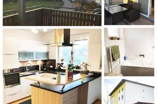 Randlage/Vöcklabruck - Schöne Wohnung mit Balkon und Carportplatz