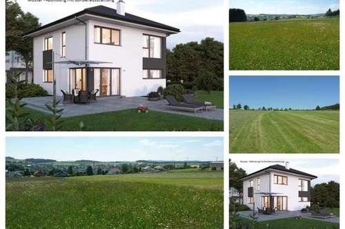 Schenkenfelden - Schönes-Elkhaus und Grundstück (Noch 4 Parzellen verfügbar)