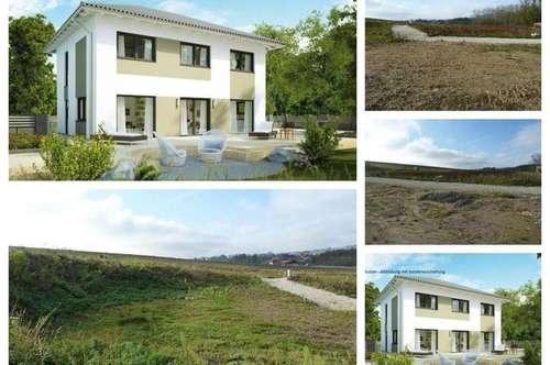 Randlage/Kematen im Innbach - Schönes-Elkhaus und Grundstück (Noch 3 Parzellen verfügbar)