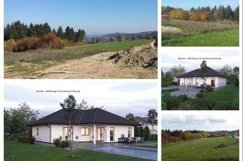 Schlüßlberg - Schöner Elk-Bungalow und Grundstück